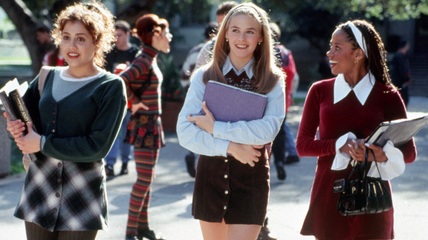 'Clueless' on HDNET MOVIES
