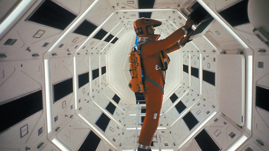 2001: A Space Odyssey on HDNET MOVIES