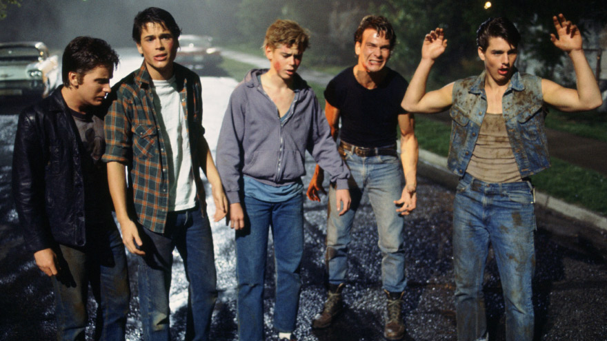 'The Outsiders' on HDNET MOVIES