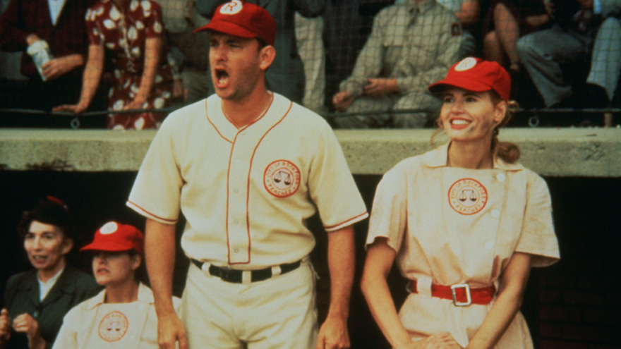 'A League of Their Own' on HDNET MOVIES