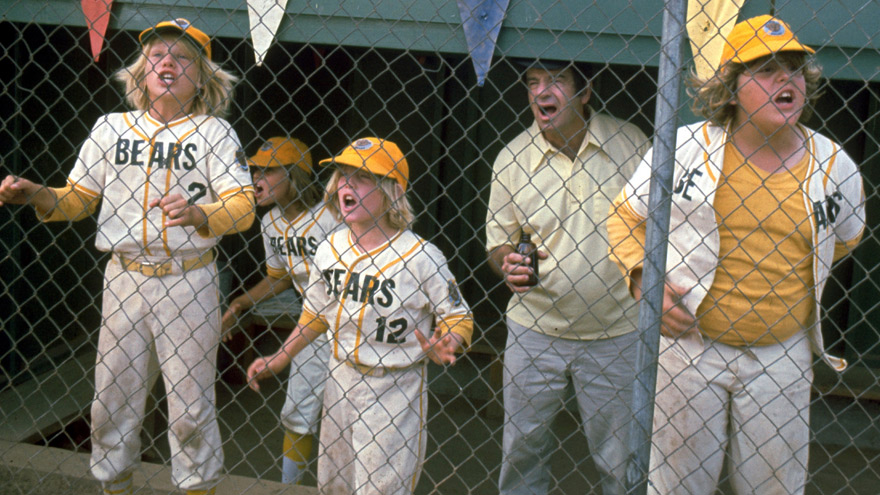 'The Bad News Bears' on HDNET MOVIES
