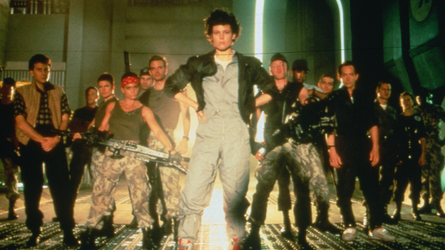 'Aliens' on HDNET MOVIES