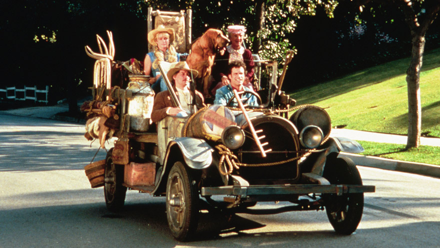 'The Beverly Hillbillies' on HDNET MOVIES