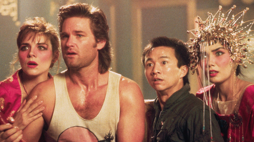 'Big Trouble In Little China' on HDNET MOVIES
