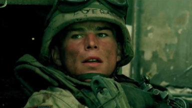 'Black Hawk Down' on HDNET MOVIES