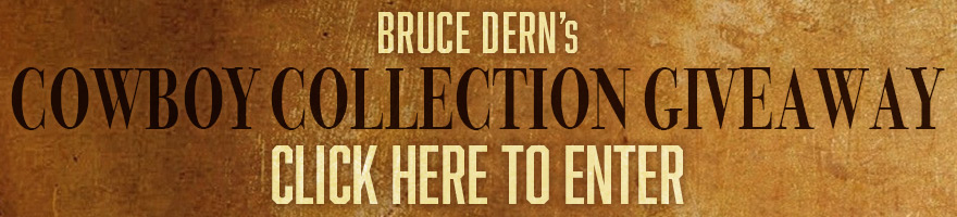 'Bruce Dern's Cowboy Collection Giveaway' on HDNET MOVIES