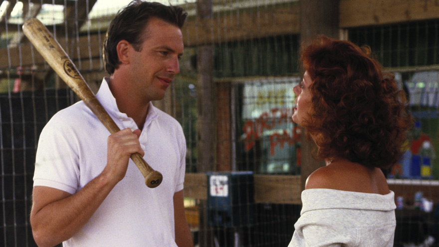 'Bull Durham' on HDNET MOVIES