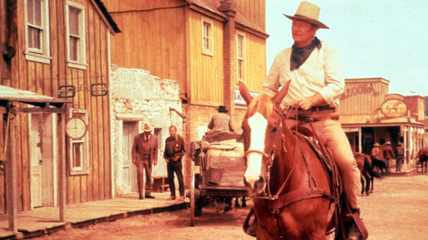 'Chisum' on HDNET MOVIES