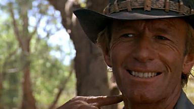 'Crocodile Dundee' on HDNET MOVIES