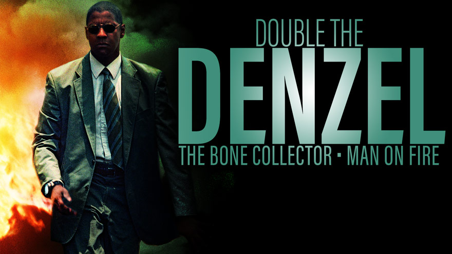 'Double the Denzel' on HDNET MOVIES