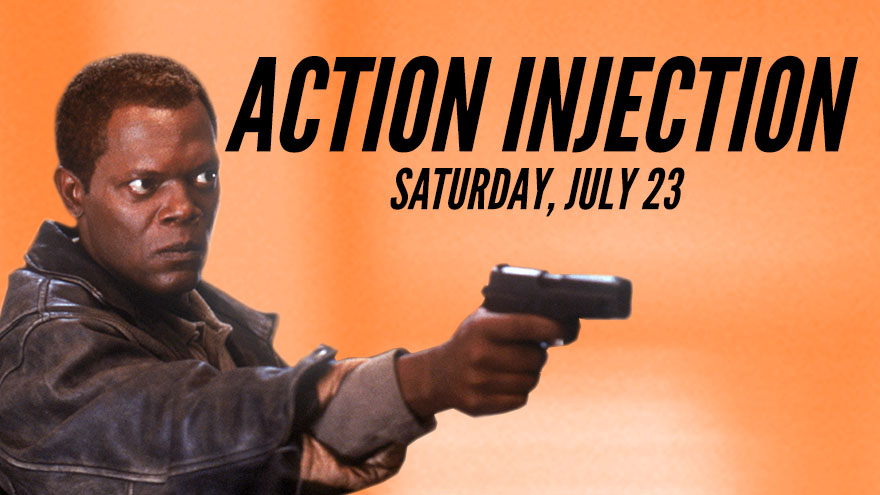 'Action Injection' on HDNET MOVIES