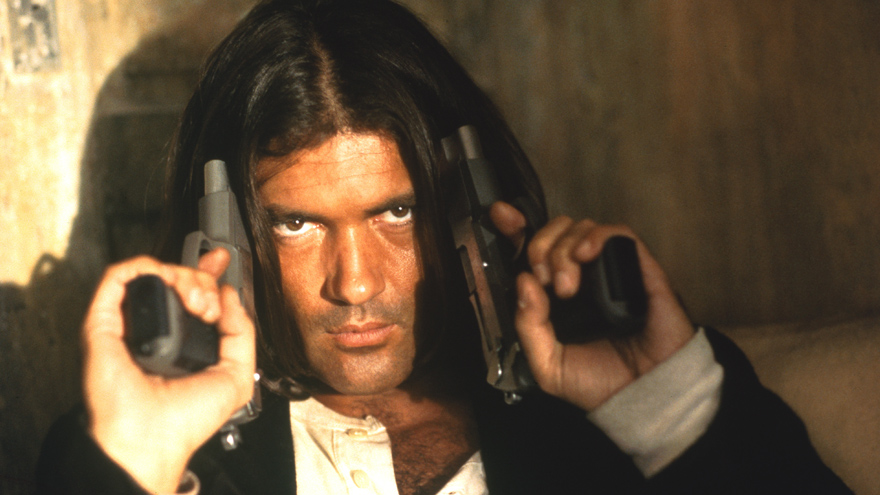 'Antonio Banderas Tripple' on HDNET MOVIES