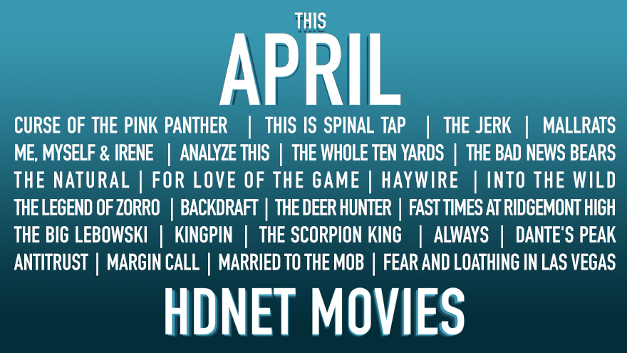 HDNet Movies channel on DISH Network TV