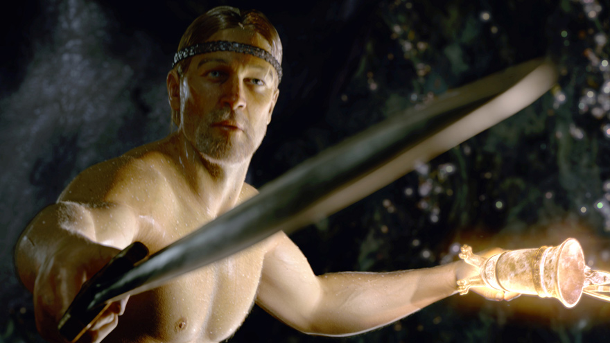 'Beowulf' on HDNET MOVIES
