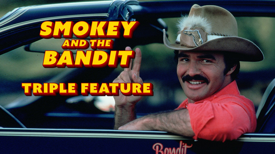 'Burt Reynolds Triple' on HDNET MOVIES
