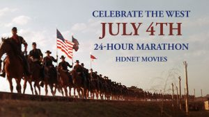'Celebrate The West' on HDNET MOVIES