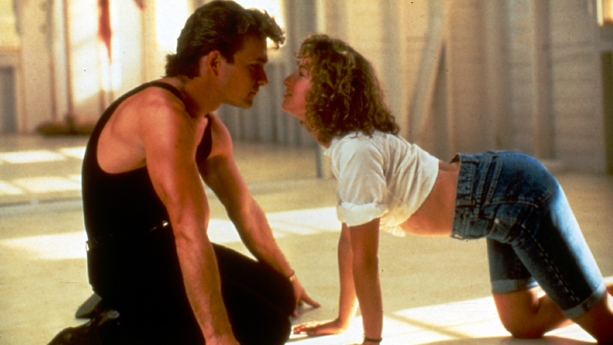 'Dirty Dancing' on HDNET MOVIES
