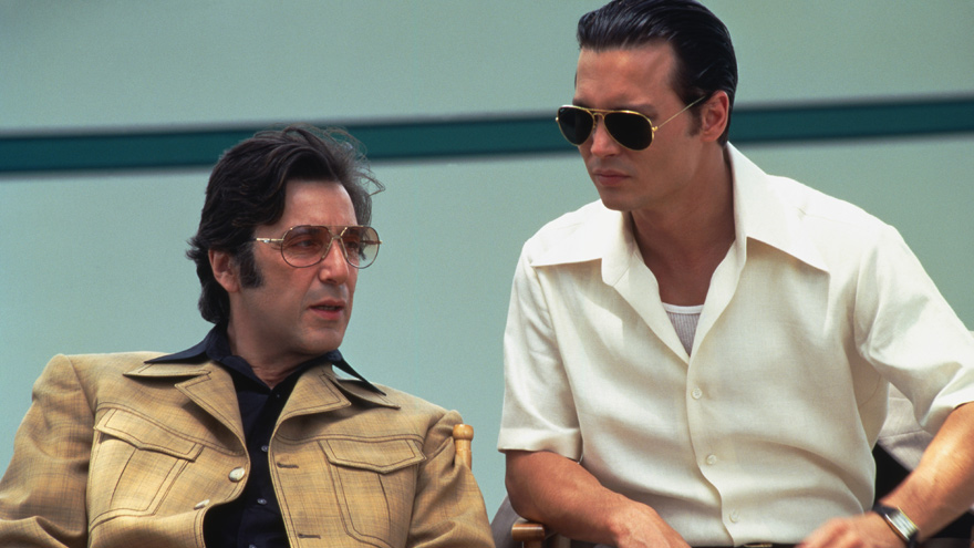 'Donnie Brasco' on HDNET MOVIES