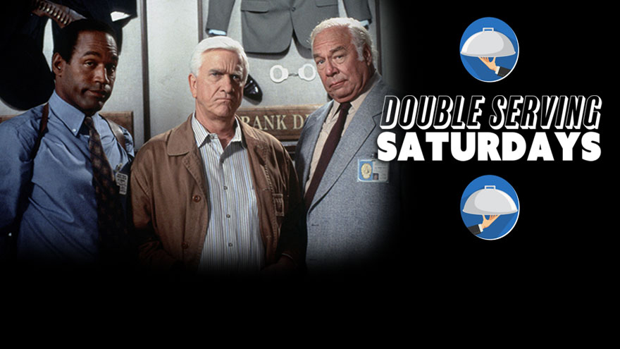 'Double Serving Saturdays' on HDNET MOVIES