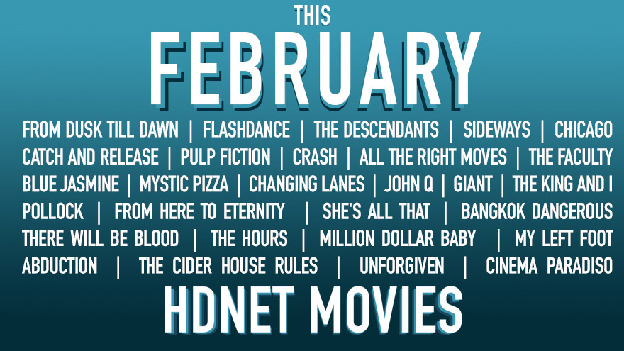 This February on HDNET MOVIES