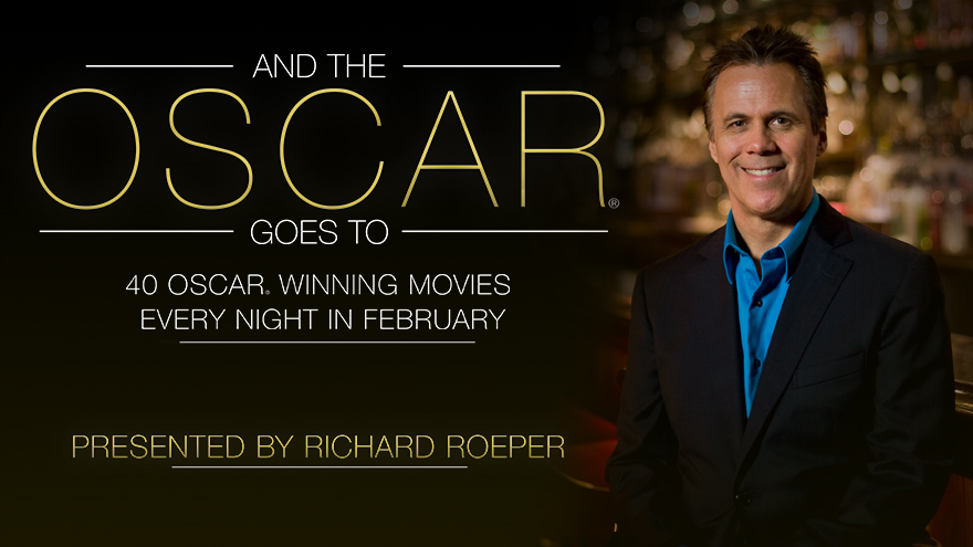 'And the Oscar Goes to' Presented by Richard Roeper on HDNET MOVIES