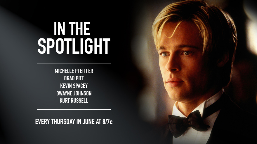 'In The Spotlight' on HDNET MOVIES