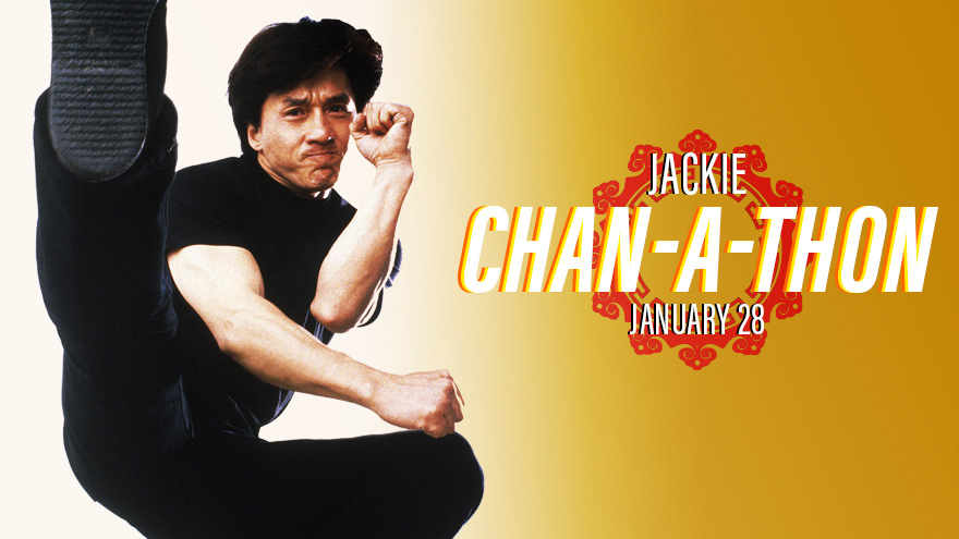 'Jackie Chan-A-Thon' on HDNET MOVIES
