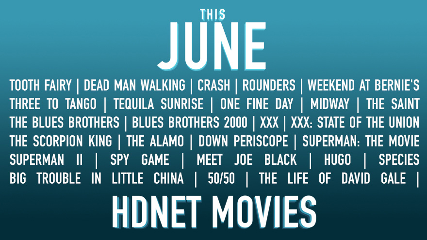 This June on HDNET MOVIES
