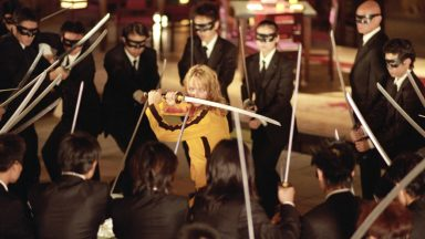 'Kill Bill Vol. 1' on HDNET MOVIES