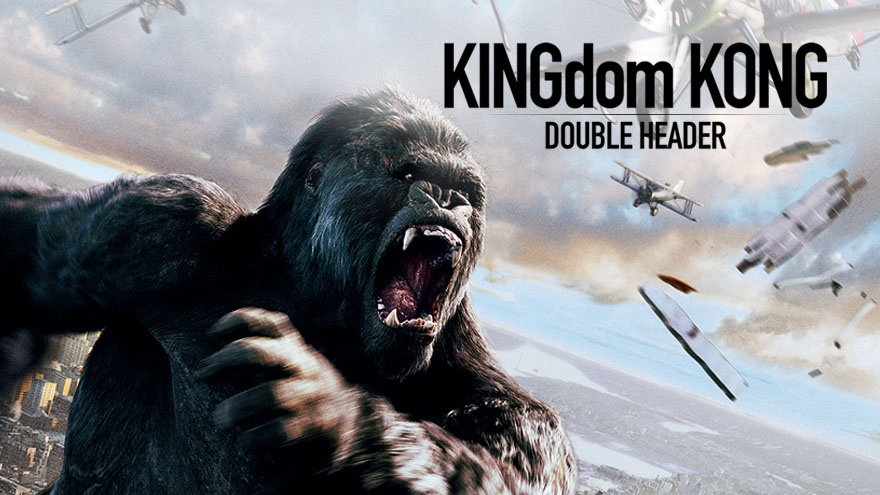 'KINGdom Kong' on HDNET MOVIES