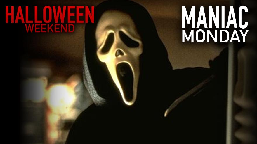 'Halloween Weekend: Maniac Monday' on HDNET MOVIES
