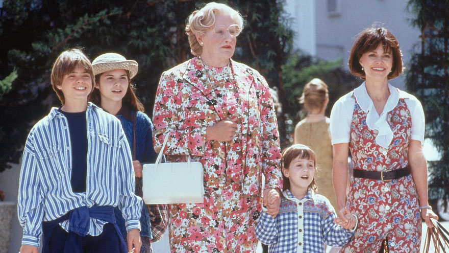 'Mrs. Doubtfire' on HDNET MOVIES