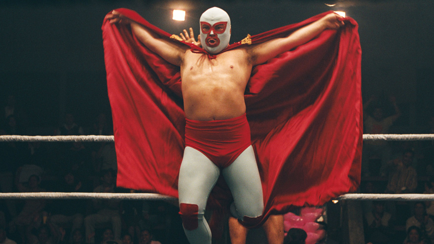 'Nacho Libre' on HDNET MOVIES