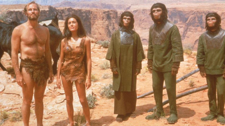 'Planet of the Apes' on HDNET MOVIES