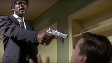 'Pulp Fiction' on HDNET MOVIES