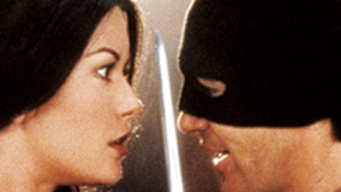 'The Mask of Zorro' on HDNET MOVIES