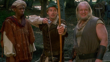 'Robin Hood: Men In Tights' on HDNET MOVIES