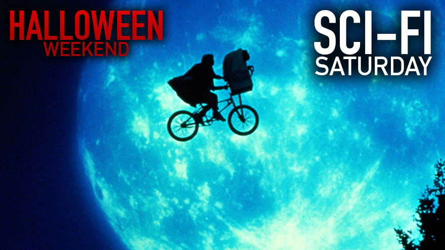 'Halloween Weekend: Sci-Fi Saturday' on HDNET MOVIES