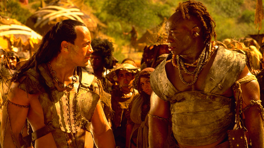 'The Scorpion King Double Feature' on HDNET MOVIES