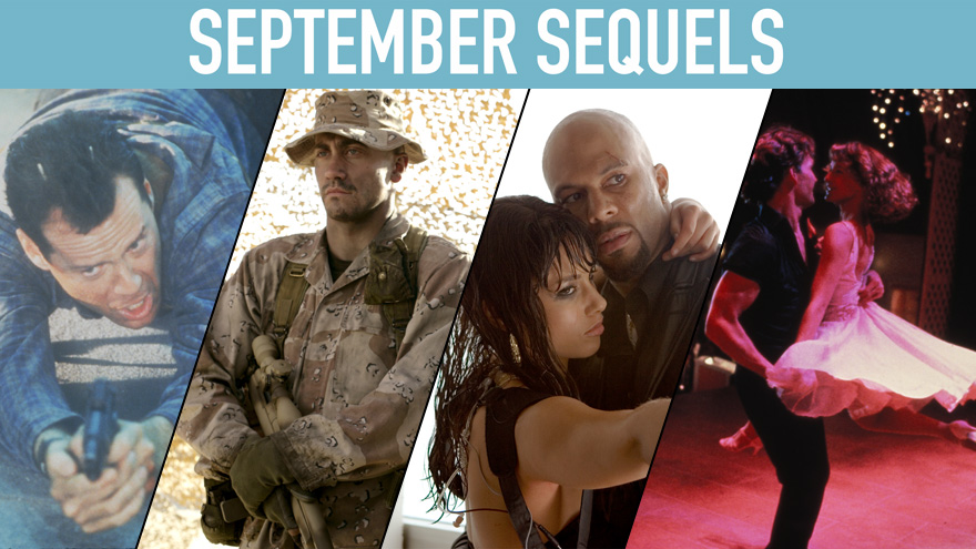 'September Sequels' on HDNET MOVIES