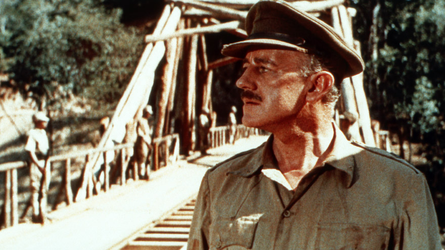 'The Bridge over the River Kwai' on HDNET MOVIES