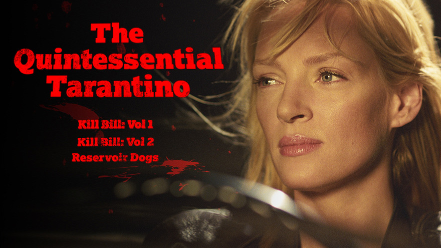'The Quintessential Tarantino' on HDNET MOVIES