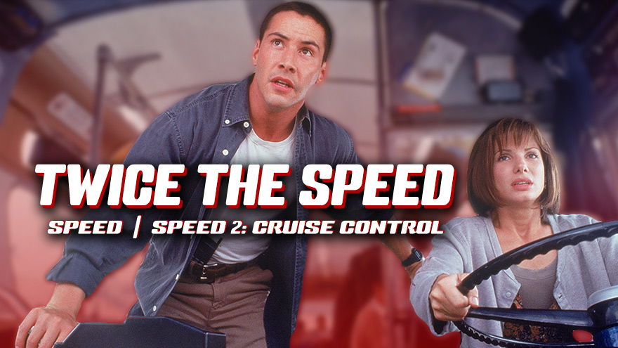 'Twice the Speed' on HDNET MOVIES