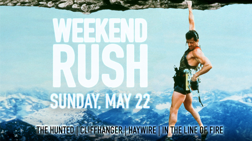 'Weekend Rush' on HDNET MOVIES