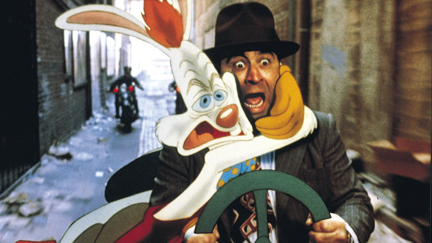 'Who Framed Roger Rabbit' on HDNET MOVIES