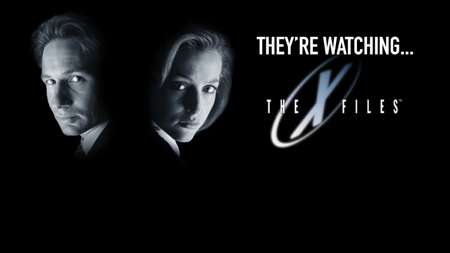 'The X-Files' on HDNET MOVIES