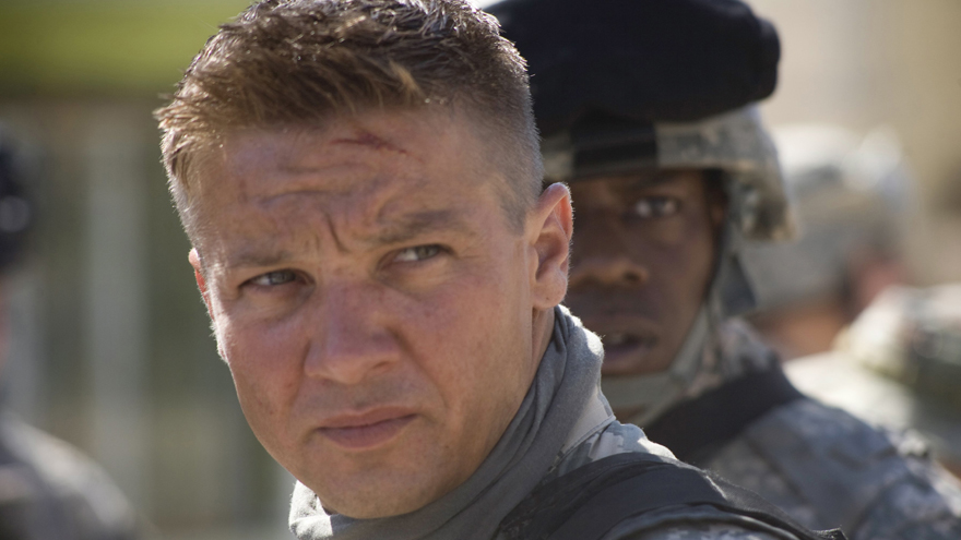 'The Hurt Locker' on HDNET MOVIES