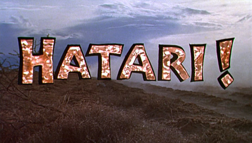 Hatari! ™ © Paramount Pictures Corporation - All Rights Reserved