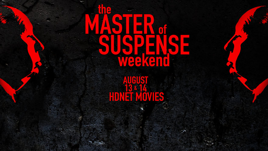 'The Master of Suspense Weekend' on HDNET MOVIES