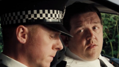 'Hot Fuzz' on HDNET MOVIES